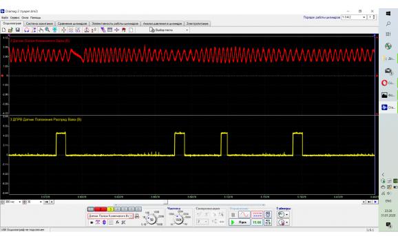 Good timing-CKP & CMP signal-VW-Touareg I 2002-2010 : Image 1