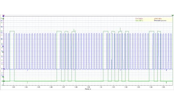 Good timing-CKP & CMP signal-Nissan-Almera 2000–2006 : Image 1