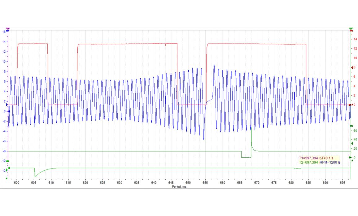 Эталон синхронизации-Сигнал ДПКВ + ДПРВ-Chery-Tiggo / Tiggo 3 2005-2014 : Image 2