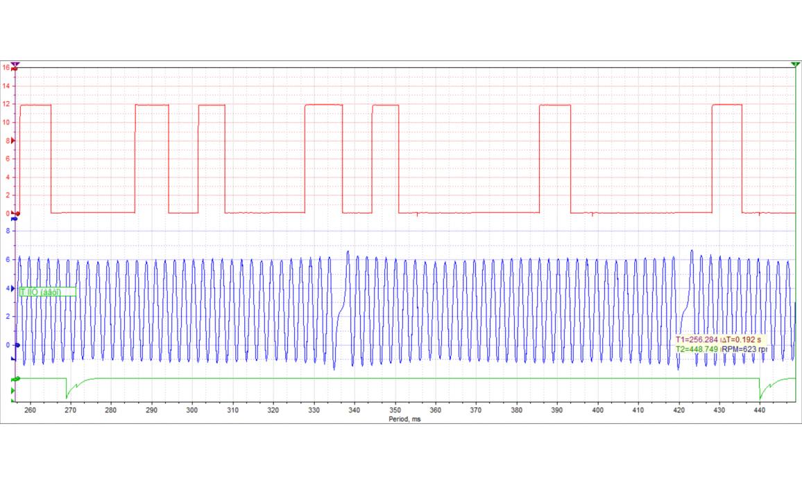 Good timing-CKP & CMP signal-Ford-Kuga 2012- : Image 1
