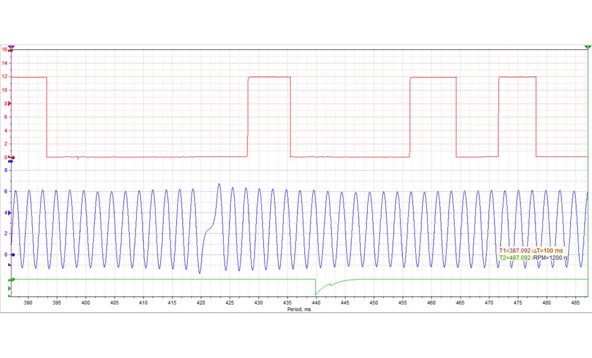 Good timing-CKP & CMP signal-Ford-Kuga 2012- : Image 2