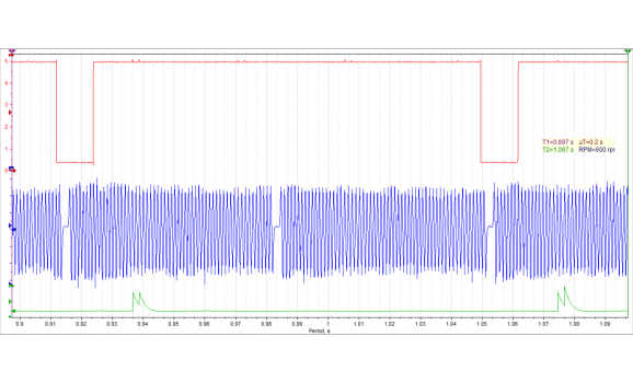 Good timing-CKP & CMP signal-KIA-Carnival 2006-2014 : Image 1
