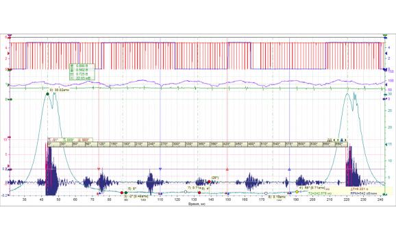 Эталон синхронизации-Сигнал ДПКВ + ДПРВ + ДД-BMW-3 E90/E91/E92/E93 2004-2013 : Image 1