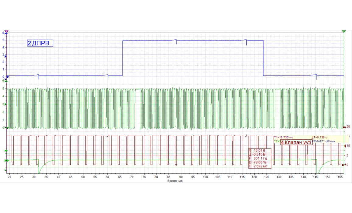 Good timing-CKP & CMP signal-Hyundai-Sonata 2004–2013 : Image 1