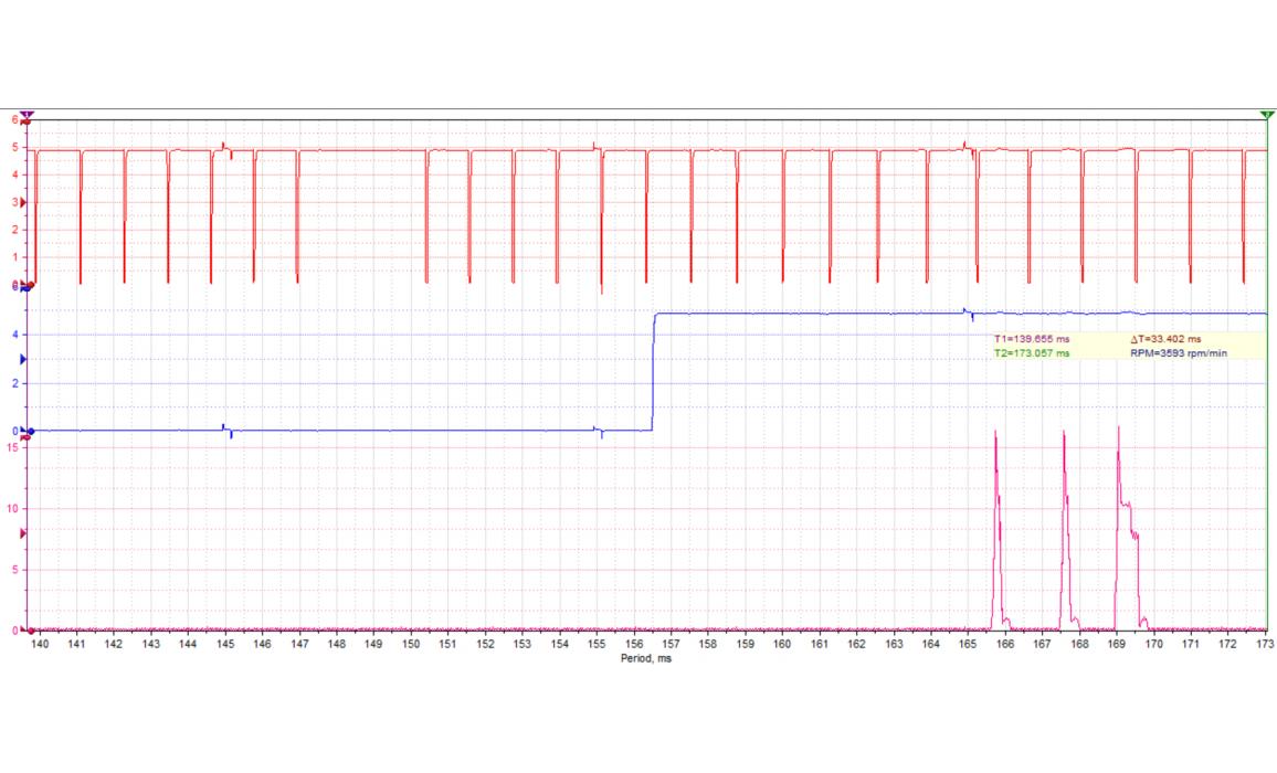 Good timing-CKP & CMP signal-BMW-3 F30/F31/F34/F35 2011- : Image 2