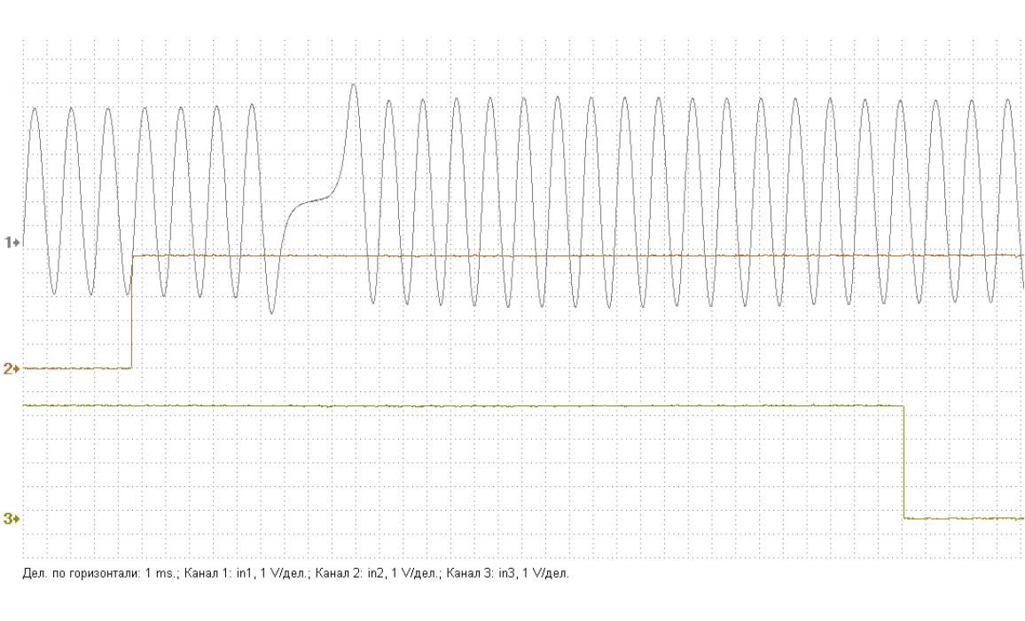 Good timing-CKP & CMP signal-Hyundai-Elantra 2011–2015 : Image 2
