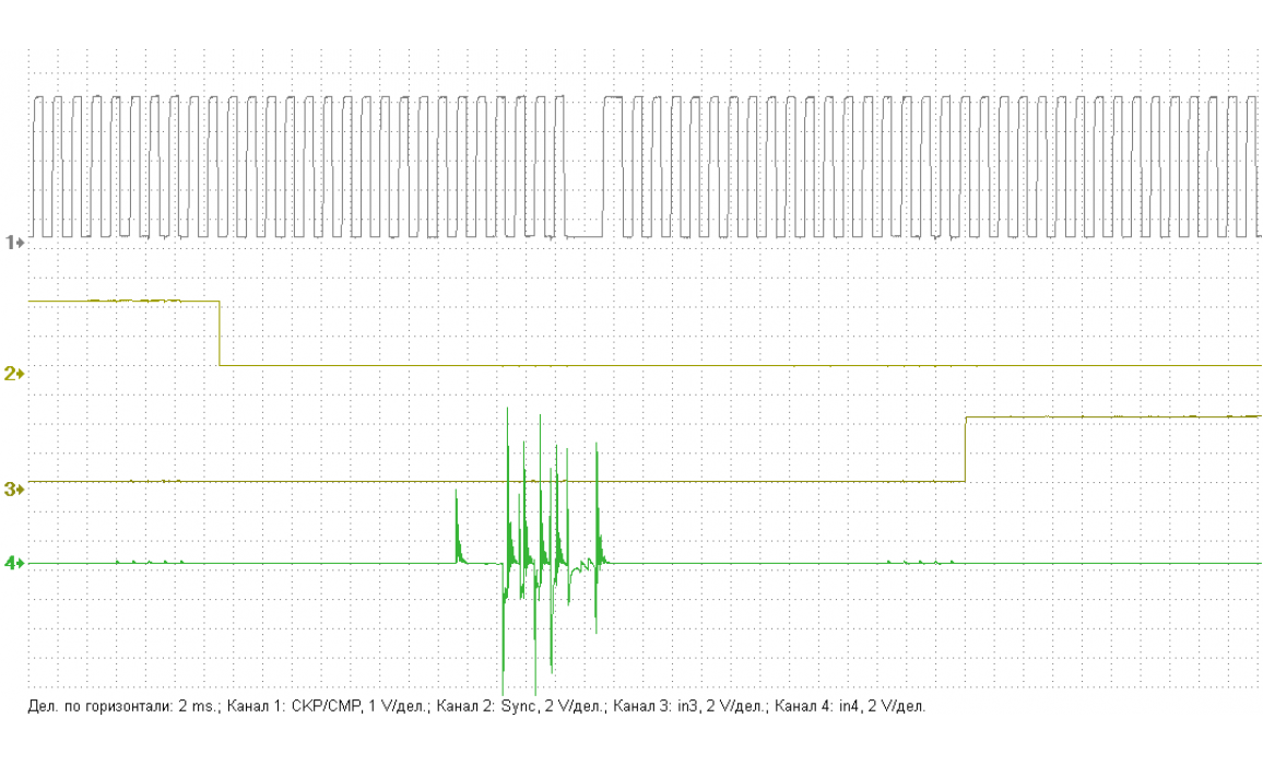 Good timing-CKP & CMP signal-BMW-5 E39 1995-2003 : Image 2