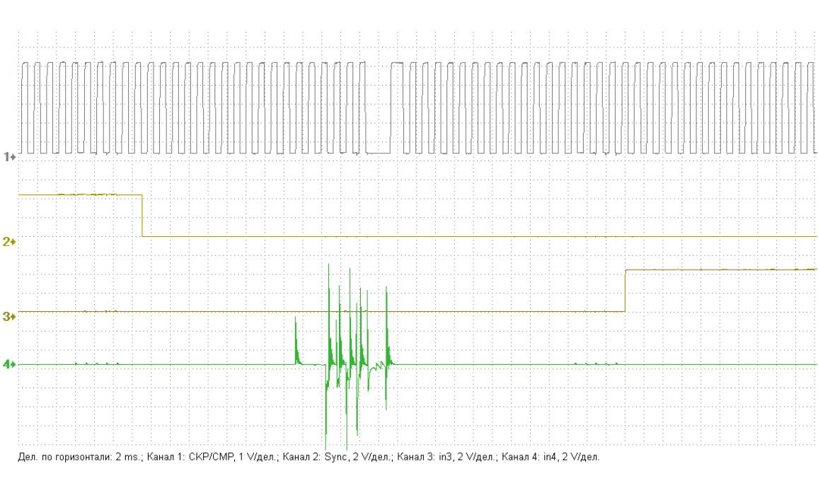 Эталон синхронизации-Сигнал ДПКВ + ДПРВ-BMW-5 E39 1995-2003 : Image 2