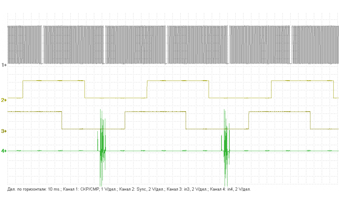 Эталон синхронизации-Сигнал ДПКВ + ДПРВ-BMW-5 E39 1995-2003 : Image 1