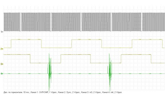 Good timing-CKP & CMP signal-BMW-5 E39 1995-2003 : Image 1