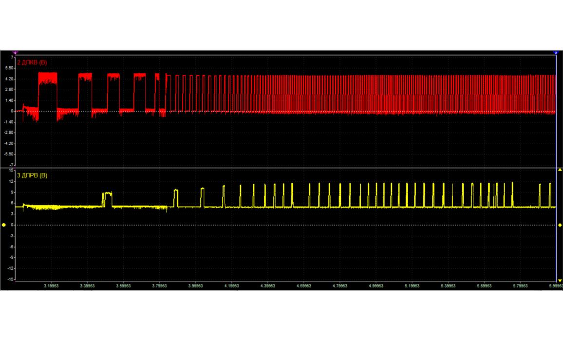 Faulty CMP sensor-CKP & CMP signal-KIA-Magentis 2000-2005 : Image 2