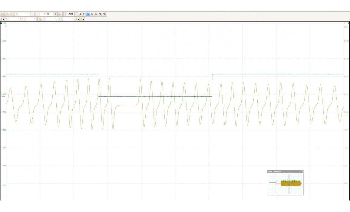 Good timing-CKP & CMP signal-KIA-Sorento 2002–2008 : Image 2