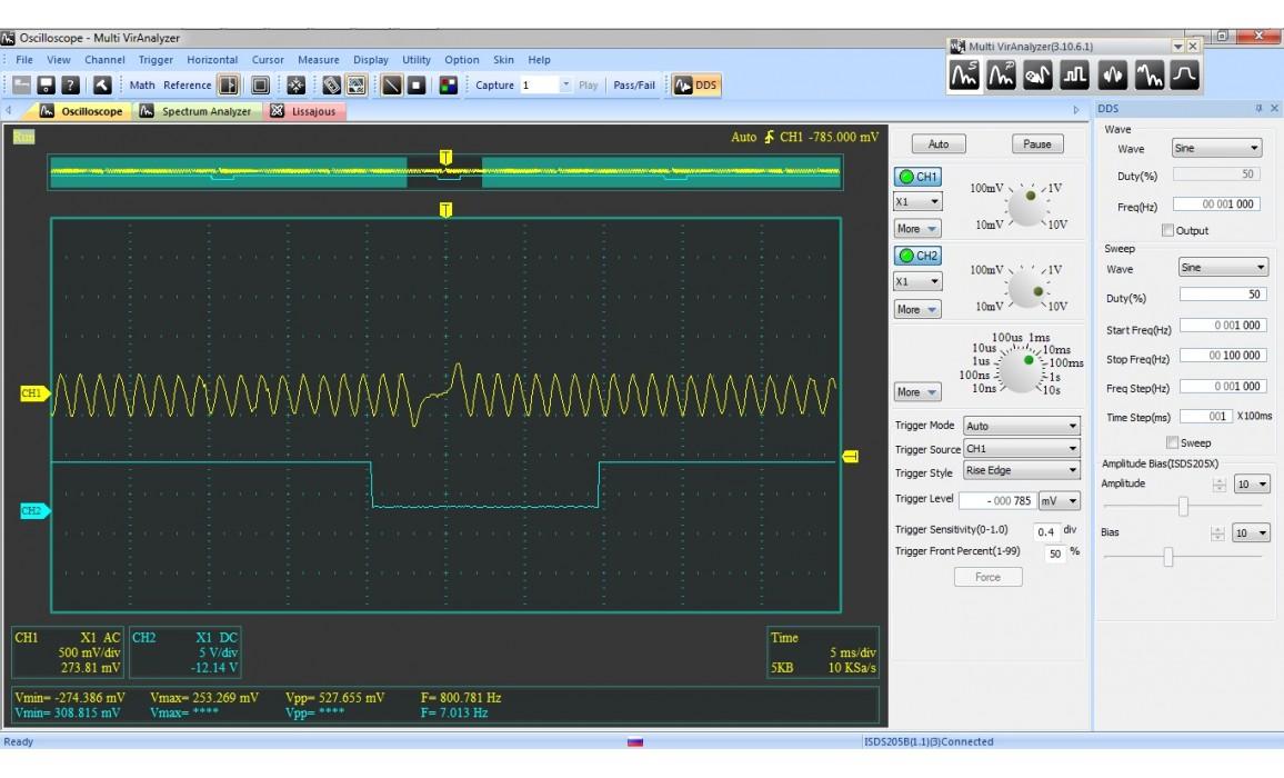 Good timing-CKP & CMP signal-Renault-Master II 1997-2010 : Image 1