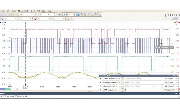 Good timing-CKP & CMP signal-Nissan-Juke 2010- : Image 1