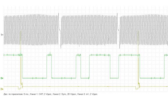 Good timing-CKP & CMP signal-Lifan-X50 2014- : Image 1