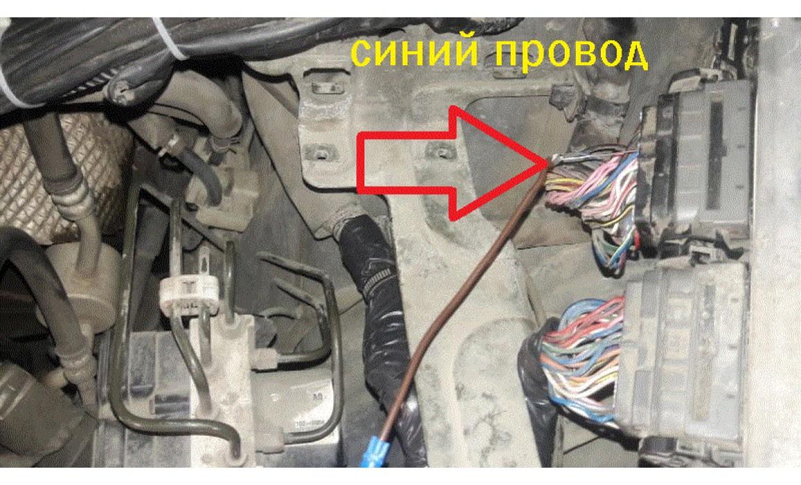 Как подключить осциллограф-Выходное напряжение-Suzuki-Grand Vitara 2005–2017 : Image 1