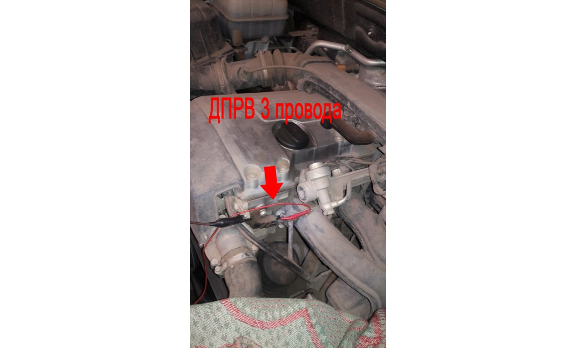 How to connect a scope-CKP & CMP signal-SsangYong-Kyron 2005-2014 : Image 3