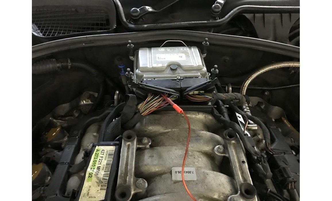 как подключаться-Выходное напряжение-Mercedes-S500 4MATIC 221.186 от 03.05.2007 : Image 1