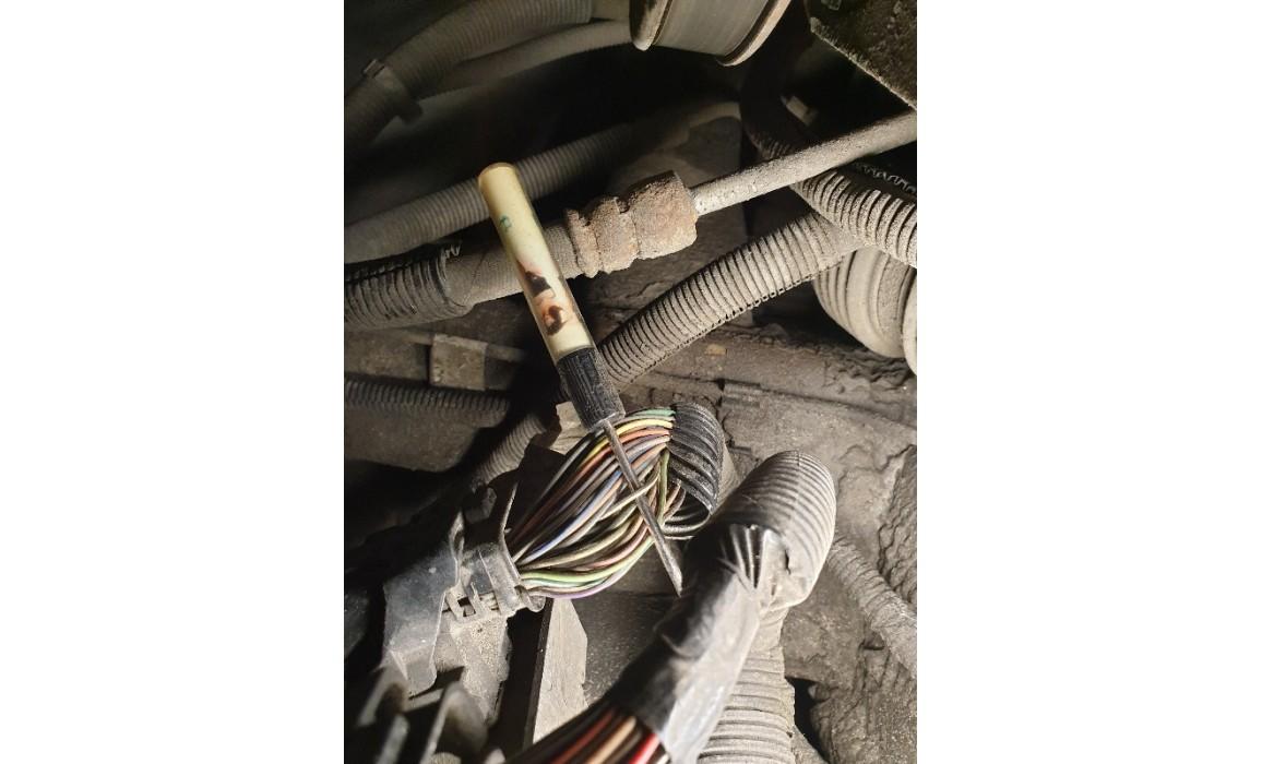 Как подключить осциллограф-Выходное напряжение-Cadillac-Escalade 2007-2014 : Image 2