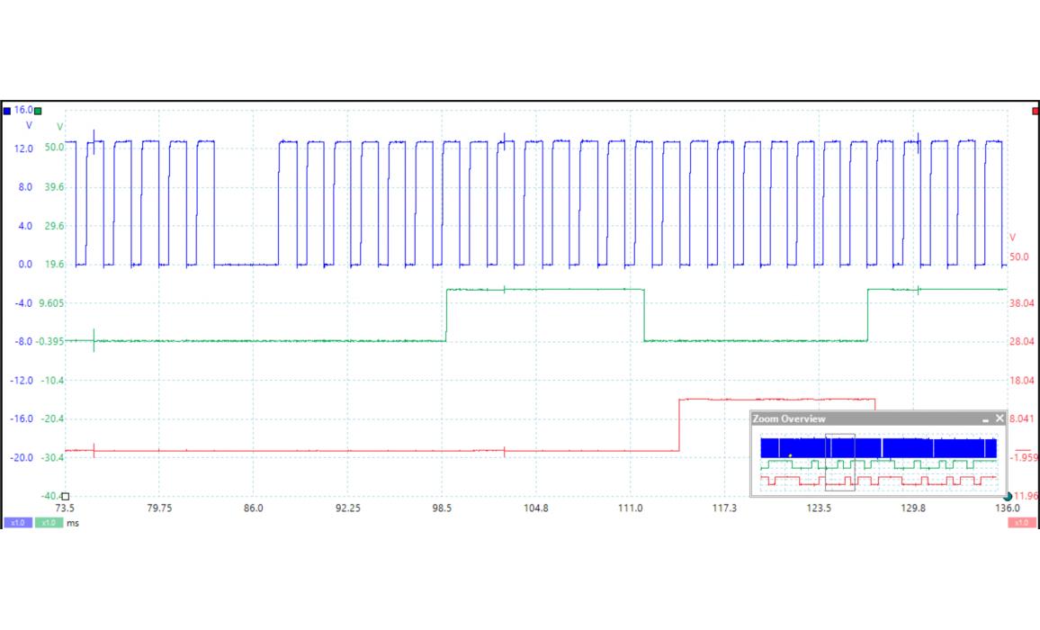 Эталон синхронизации-Сигнал ДПКВ + ДПРВ-BMW-6 Series E63/E64 2003-2010 : Image 2