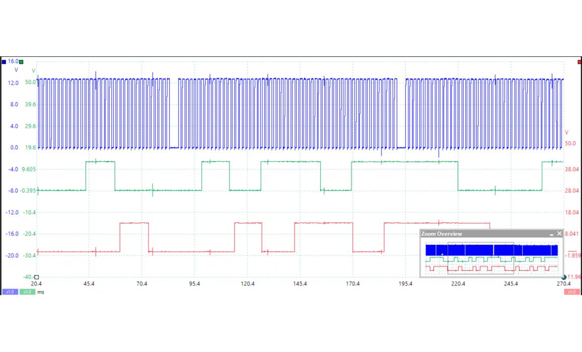 Эталон синхронизации-Сигнал ДПКВ + ДПРВ-BMW-6 Series E63/E64 2003-2010 : Image 1