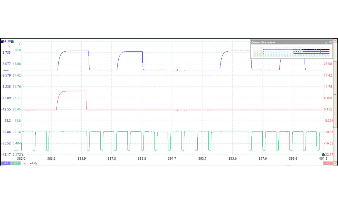 Good timing-CKP & CMP signal-Nissan-Maxima 2008-2014 : Image 2