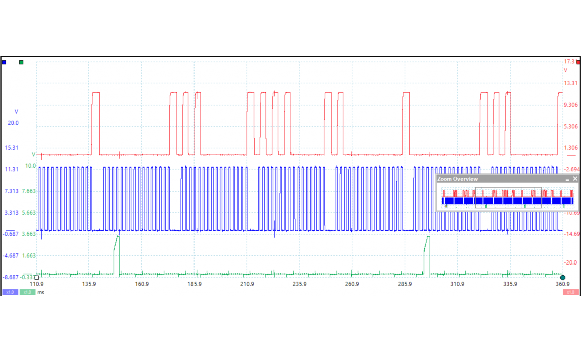 Good timing-CKP & CMP signal-Nissan-Sentra B15 2000-2006 : Image 1
