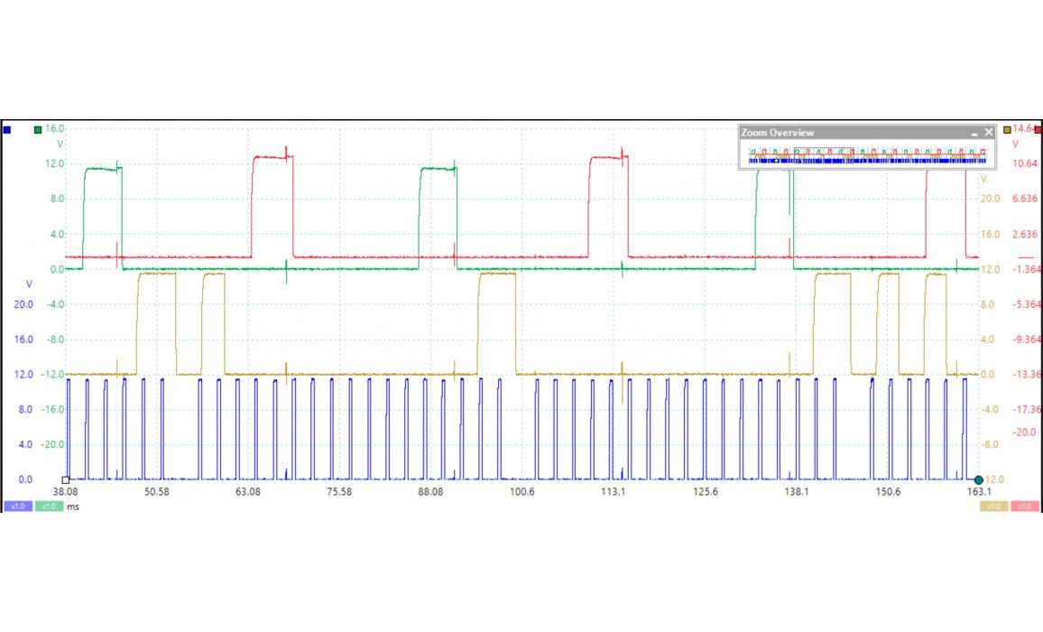 Good timing-CKP & CMP signal-Nissan-Titan 2003-2015 : Image 2