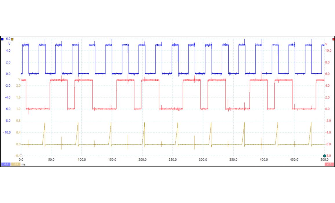 Good timing-CKP & CMP signal-Mitsubishi-Galant 1996-2003 : Image 1