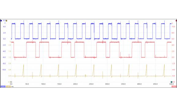 Эталон синхронизации-Сигнал ДПКВ + ДПРВ-Mitsubishi-Galant 1996-2003 : Image 1