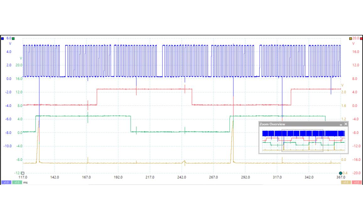Good timing-CKP & CMP signal-Mitsubishi-Lancer 2007-2017 : Image 1