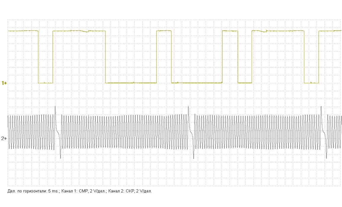 Good timing-CKP & CMP signal-Mercedes-Vito W638 1996–2003 : Image 1