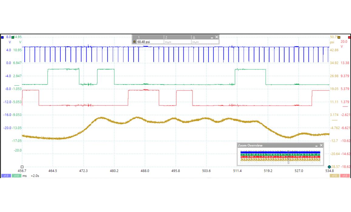 Good timing-CKP, CMP & in-cylinder pressure-Mazda-3 (BM/BN) 2013-2018 : Image 3