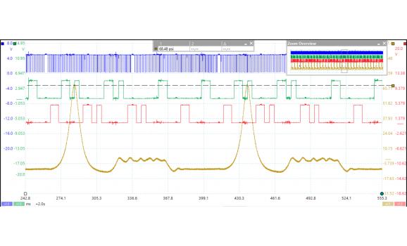 Good timing-CKP, CMP & in-cylinder pressure-Mazda-3 (BM/BN) 2013-2018 : Image 1