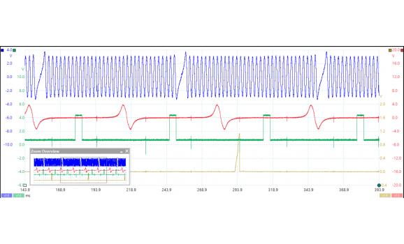 Good timing-CKP & CMP signal-Lexus-ES (XV30) 2001–2006 : Image 1