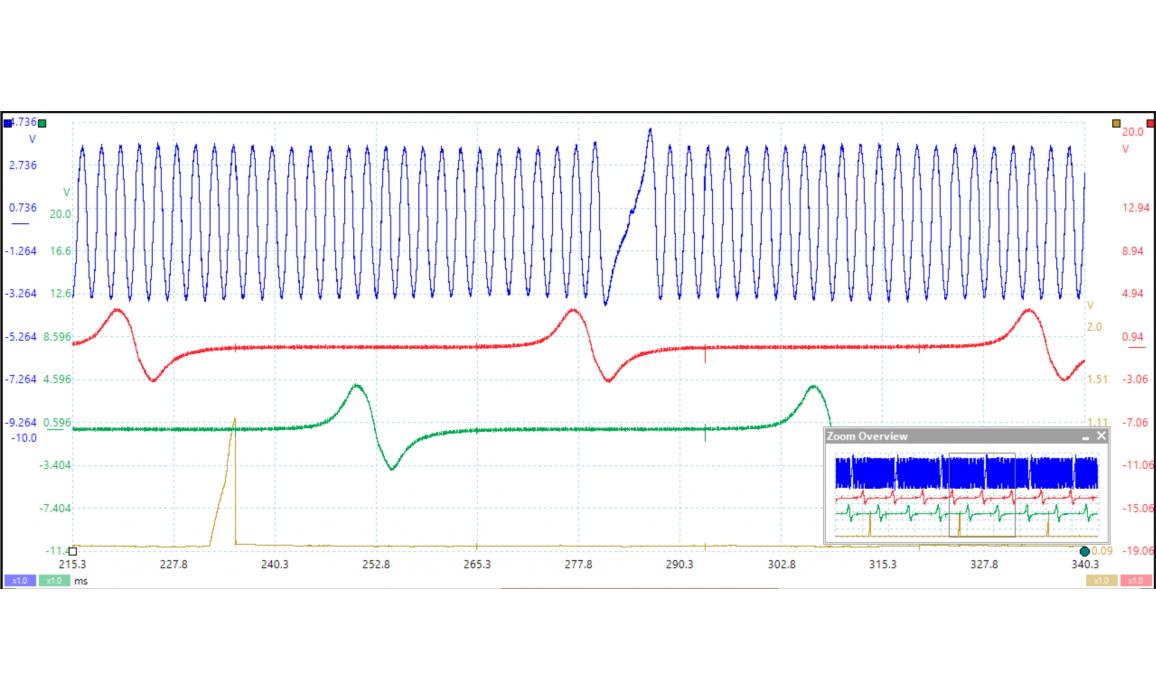 Эталон синхронизации-Сигнал ДПКВ + ДПРВ-Lexus-RX 2003-2008 : Image 2