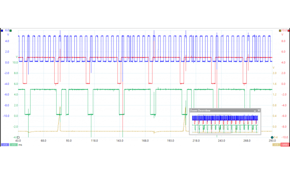 Эталон синхронизации-Сигнал ДПКВ + ДПРВ-Honda-Accord 2003-2008 : Image 1
