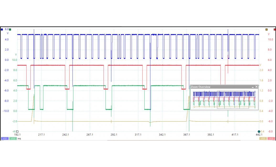 Good timing-CKP & CMP signal-Honda-Civic 2001-2006 : Image 1