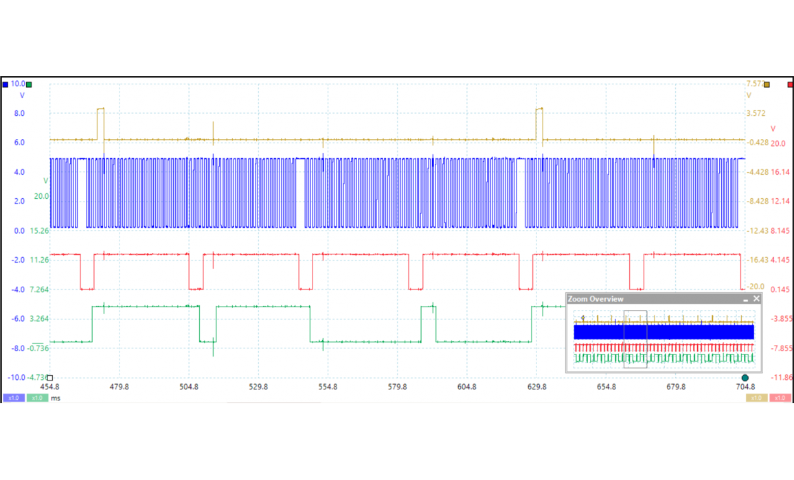 Эталон синхронизации-Сигнал ДПКВ + ДПРВ-Honda-Civic 2011-2015 : Image 1