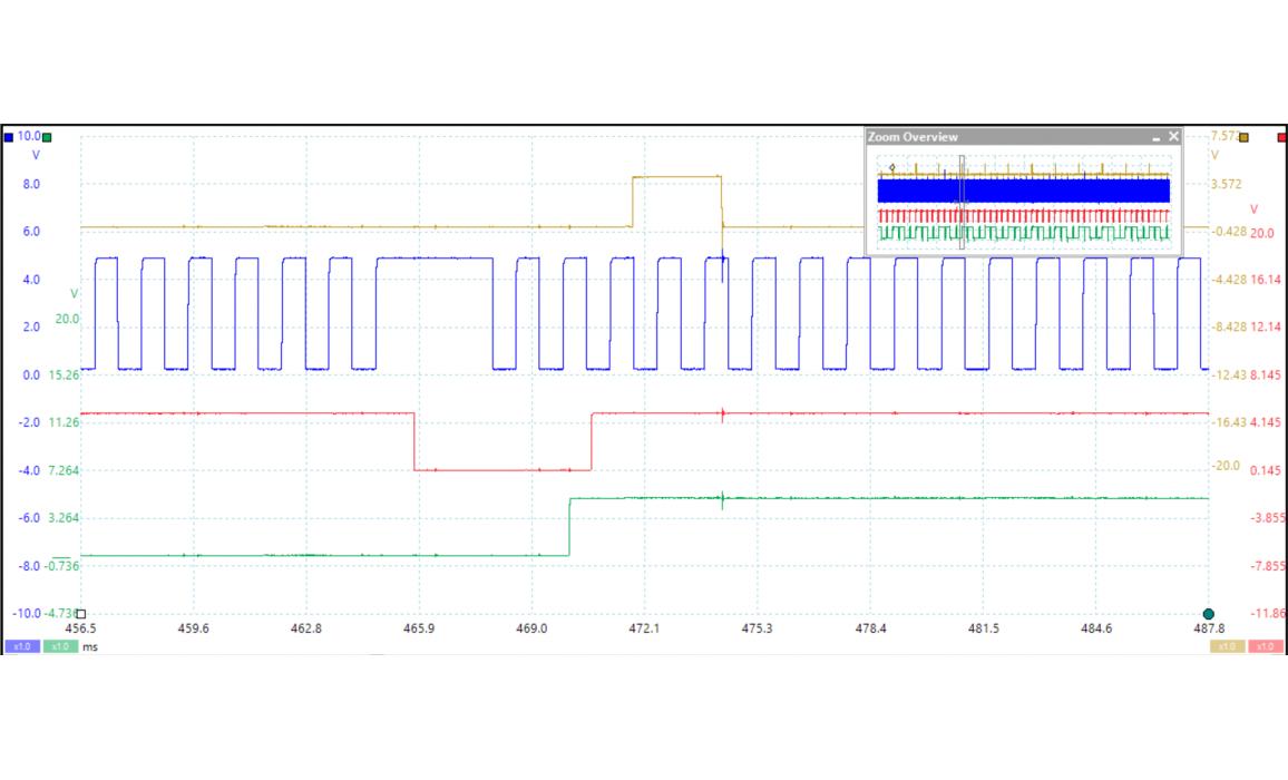 Эталон синхронизации-Сигнал ДПКВ + ДПРВ-Honda-Civic 2011-2015 : Image 2