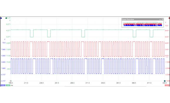 Эталон синхронизации-Сигнал ДПКВ + ДПРВ-Honda-Odyssey (RL3, RL4) 2005-2010 : Image 1