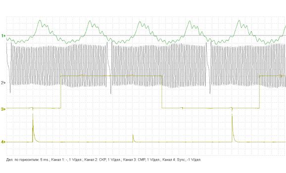 Good timing-CKP & CMP signal-Chevrolet-Aveo 2003- : Image 1