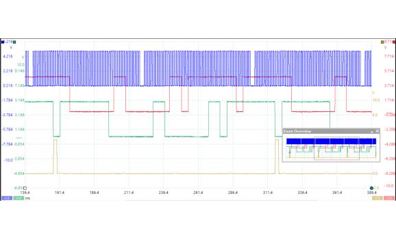 Эталон синхронизации-Сигнал ДПКВ + ДПРВ-Chevrolet-Cruze 2009-2015 : Image 1