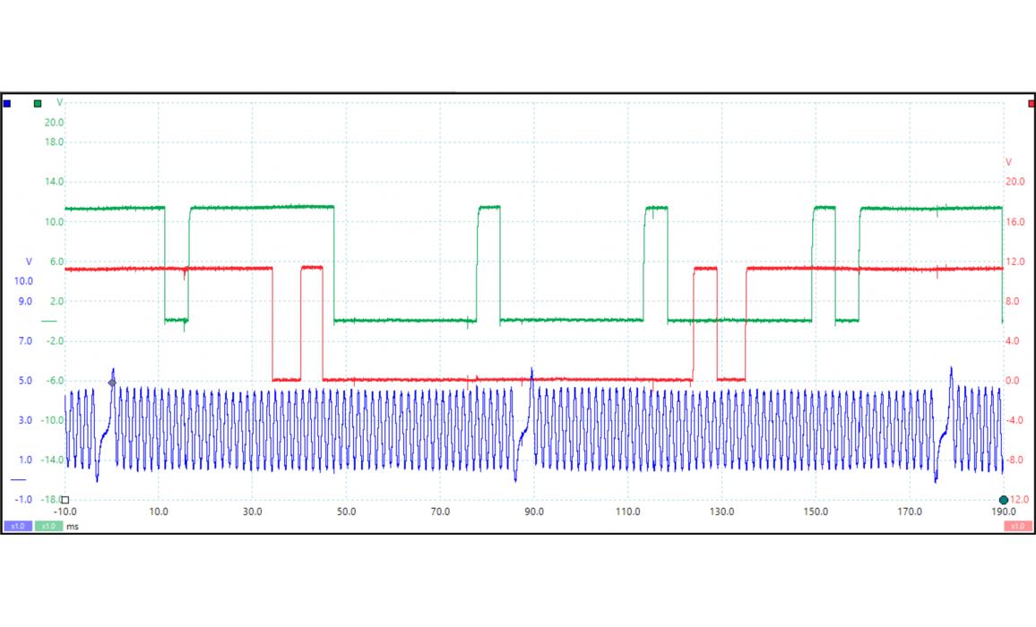 Эталон синхронизации-Сигнал ДПКВ + ДПРВ-Chevrolet-Colorado 2003-2012 : Image 1