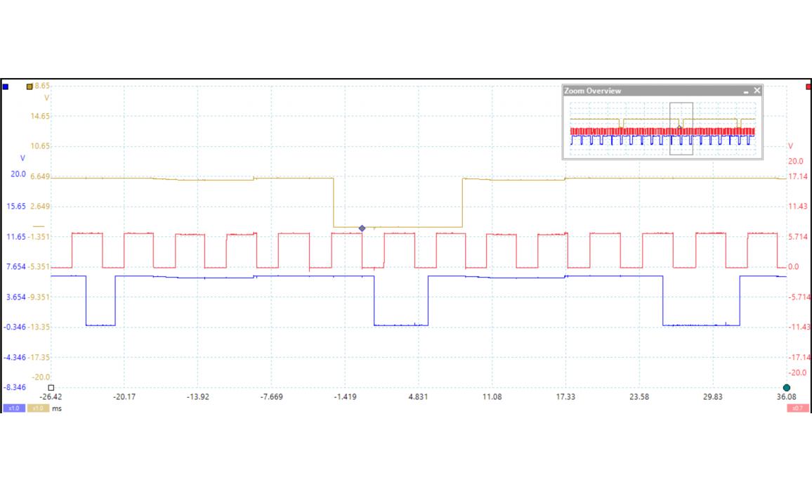 Эталон синхронизации-Сигнал ДПКВ + ДПРВ-Chevrolet-Impala 2000-2005 : Image 2