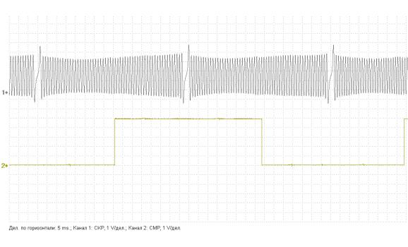 Эталон синхронизации-Сигнал ДПКВ + ДПРВ-Chevrolet-Tacuma / Rezzo 2000-2008 : Image 1