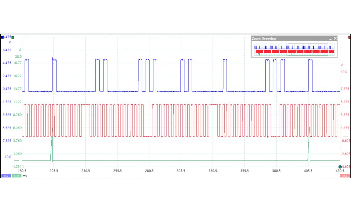 Эталон синхронизации-Сигнал ДПКВ + ДПРВ-Dodge-Charger (LX/LD) 2006-2010 : Image 1