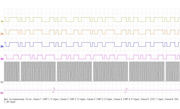 Good timing-CKP & CMP signal-Jeep-Wrangler (JK) 2007-2018 : Image 1