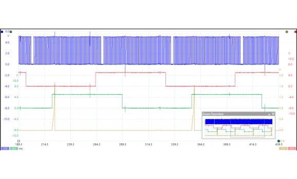 Good timing-CKP & CMP signal-Hyundai-Sonata / i45 2009-2014 : Image 1