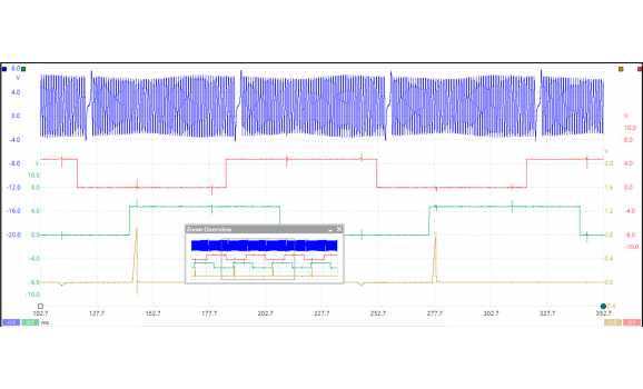 Good timing-CKP & CMP signal-Hyundai-Elantra 2011–2015 : Image 1